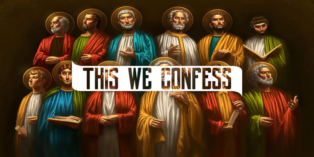 This We Confess